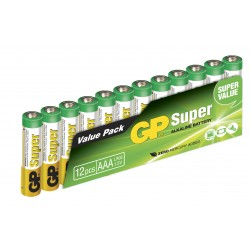 GP Super Alkaline 24A S12 -...